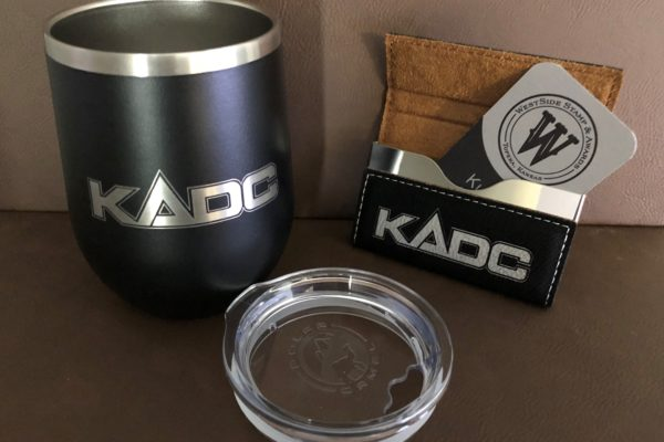 KADC Cup & Business Card Holder