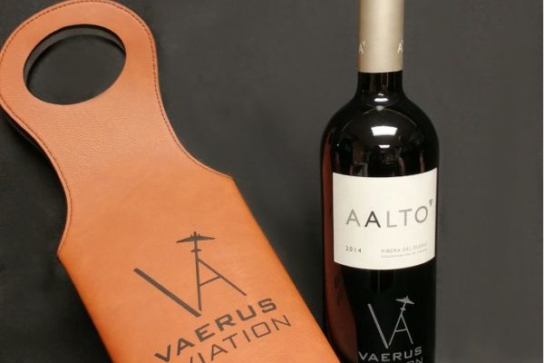 Wine Bottle and Sleeve